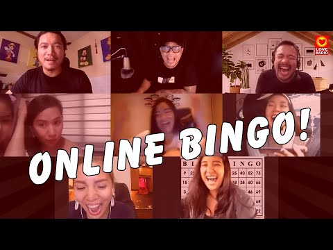Online Bingo by Love Radio Manila
