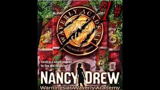 Нэнси Дрю: записки черной кошки #1
