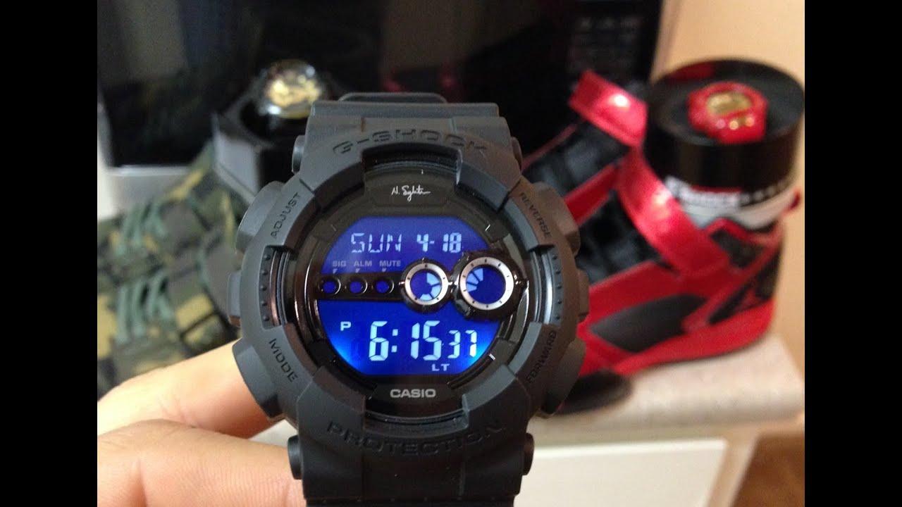 Часы g shock инструкция по настройке - YouTube