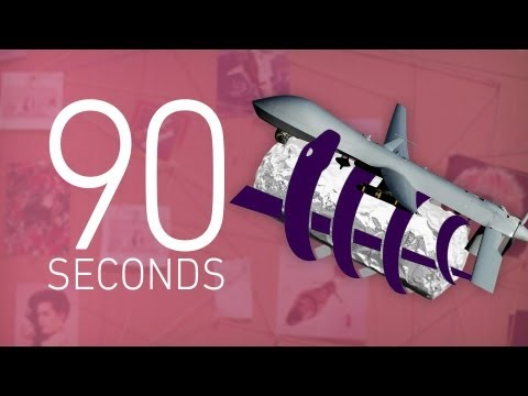 FBI Drones, Obesity Disease, and Chipotle: 90 Seconds on The Verge