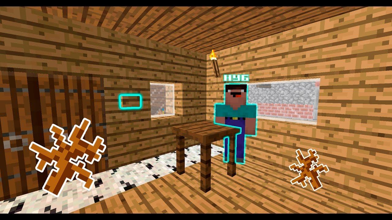 Смотреть видео minecraft бели дома
