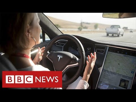 Hands-free driving at 70mph coming to UK motorways - BBC News