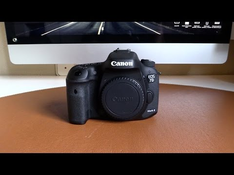 Canon EOS 7D MkII | Revisión en profundidad y calidades