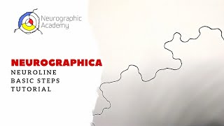 NEUROGRAPHICA, How to draw the Neurographica line. Healing Art with Anna Romanenko