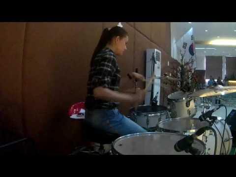 Terpujilah namaMu Tuhan - JPCC Worship (by Clara Drum)