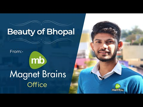 Beauty of Bhopal From Magnet Brains Office