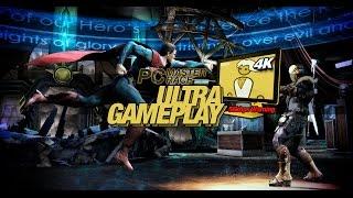 Ultra Gameplay - Injustice Gods Among Us: Ultimate Edition [Superman Vs Doomsday] [4K]