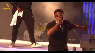 FALZ DAZZLES FANS WITH ELECTRIFYING PERFORMANCE AT 39THE HUMAN RADIO39 CONCERT 2019