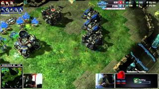 Ryung vs Hero - Game 1 - WCS AM Premier Semifinals