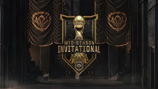 MSI 2019 Semifinals Day 1 IG vs TL