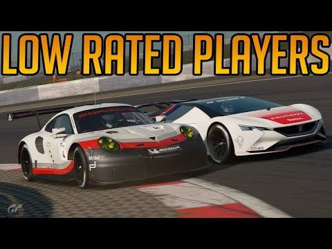 Gran Turismo Sport: Racing Against Low Level Players thumbnail