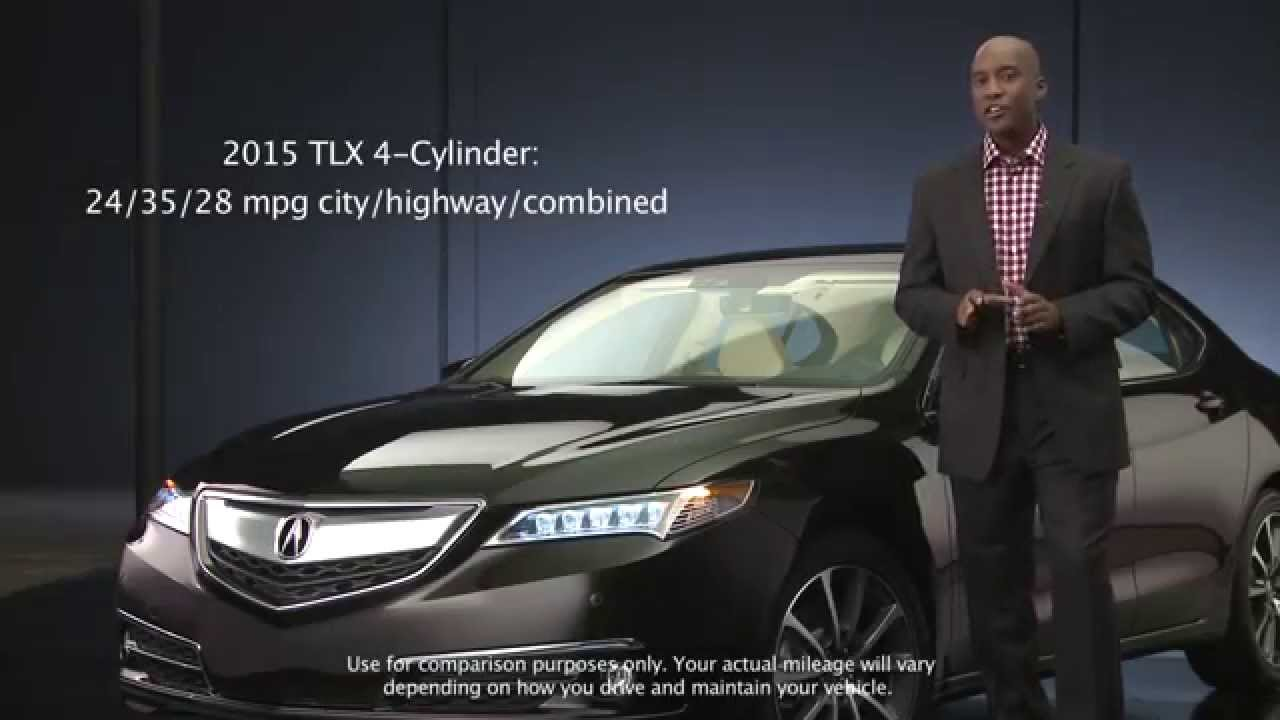 Acura Of Troy >> 2015 Acura Tlx Thrilling Performance 4 Cylinder Powertain Acura Of Troy