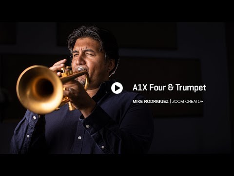 A1X FOUR & Trumpet with Mike Rodriguez