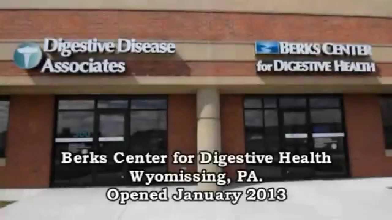 Walk Through of Berks Center for Digestive Health Center (BCDH)