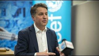 Kadınlara Uygunsuz Davranışlarda Bulunmakla Suçlanan UNICEF Başkan Yardımcısı İstifa Etti