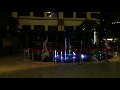 Mid valley musical fountain - magnificent seven theme song