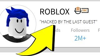 IF THE LAST GUEST OWNED ROBLOX.. *REACTION*