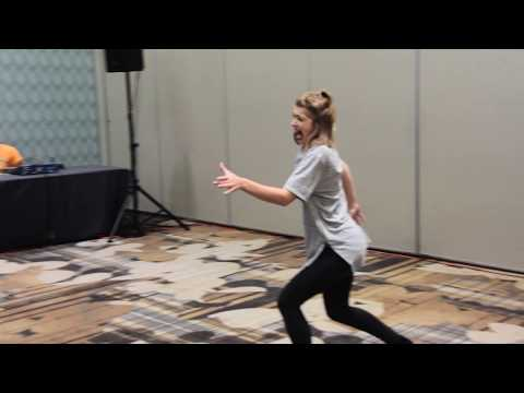 Stolen - Abby Wilbourn's Human Video Solo At NFAF Anaheim 17'