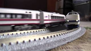 【鉄道模型】今昔北陸本線【Nゲージ】 thumbnail