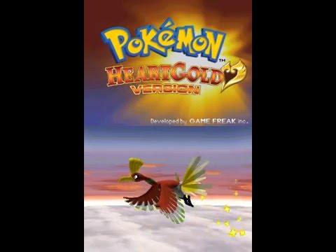 Pokemon HeartGold Version Longplay
