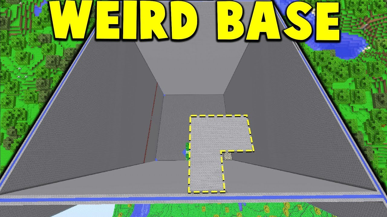 WEIRDEST BASE I HAVE RAIDED! *No Water!?* | Minecraft FACTIONS #815