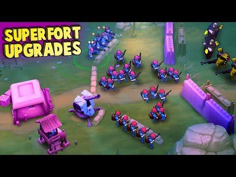 BEST BASE Upgrades & Layout!  (Guns Up! Multiplayer PC Gameplay)