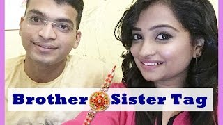 Brother & Sister Tag | Raksha Bandhan Special | Indian Mom on Duty