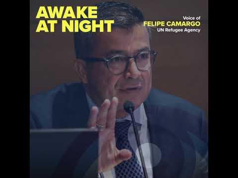 A nun, a lawyer and a cowboy. Felipe Camargo
