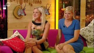 Nathalie Meskens Tine Embrechts 7 augustus 2011 Villa Marcel Vanthilt interview