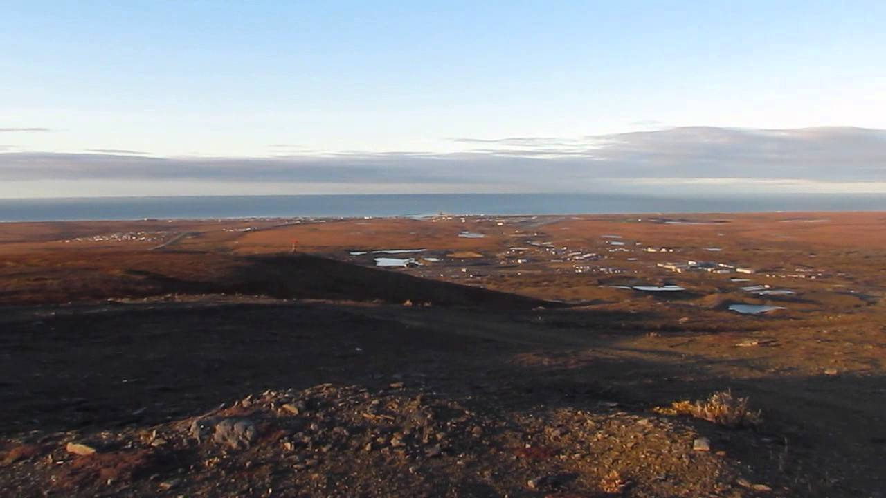 Panorama of nome ak can you see russia youtube panorama of nome ak can you see russia publicscrutiny Images