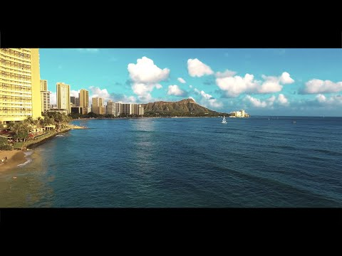 Stunning Aerial Drone Footage of Hawaii, Puerto Rico, St. Ma