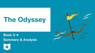 The Odyssey by Homer | Books 3-4 Summary and Analysis