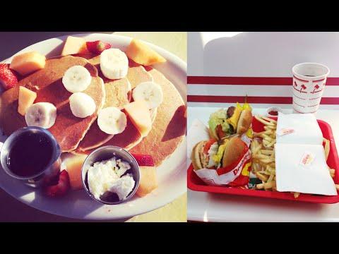 American FOOD DIARY (3 Wochen!) | Lifestyle | honeylenchen
