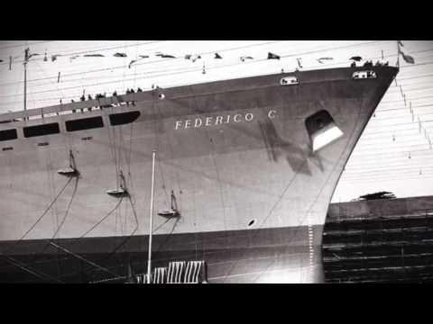 "Costa Line's  ""Federico C """