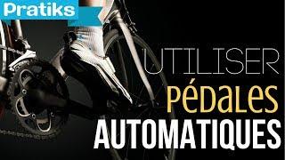 Triathlon : Vélo - Comment utiliser les pédales automatiques ? - Sport