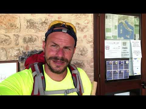 Via Francigena 2020 - 15 da San Gimignano ad Abbadia Isola