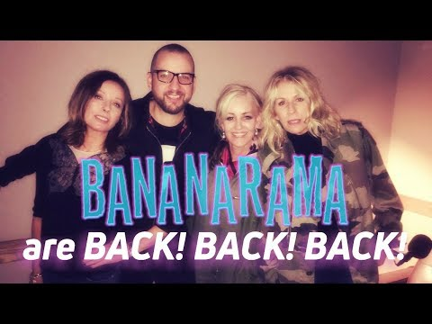 Bananarama on not being showbiz, getting emotional, and their anticipated 2017 tour