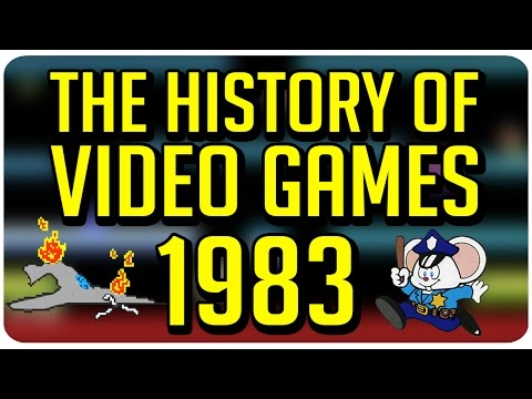 The History of Video Games: 1983