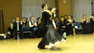 QuickStep Honor Dance Ballroom Dance Competition 14th CDC Education Cup Japan 2014.03