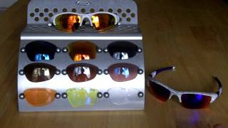 Oakley Half Jacket VS Flak Jacket