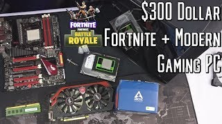 Making a cool $300 on a Fortnite PC...