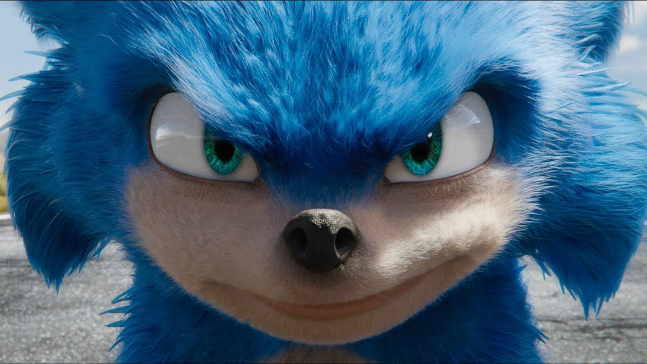Sonic The Hedgehog Official Trailer 2019 James