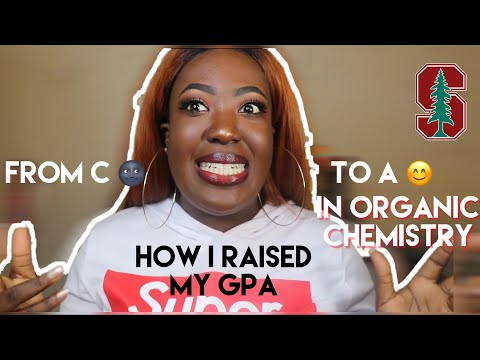 From C to A in Organic Chemistry at Stanford