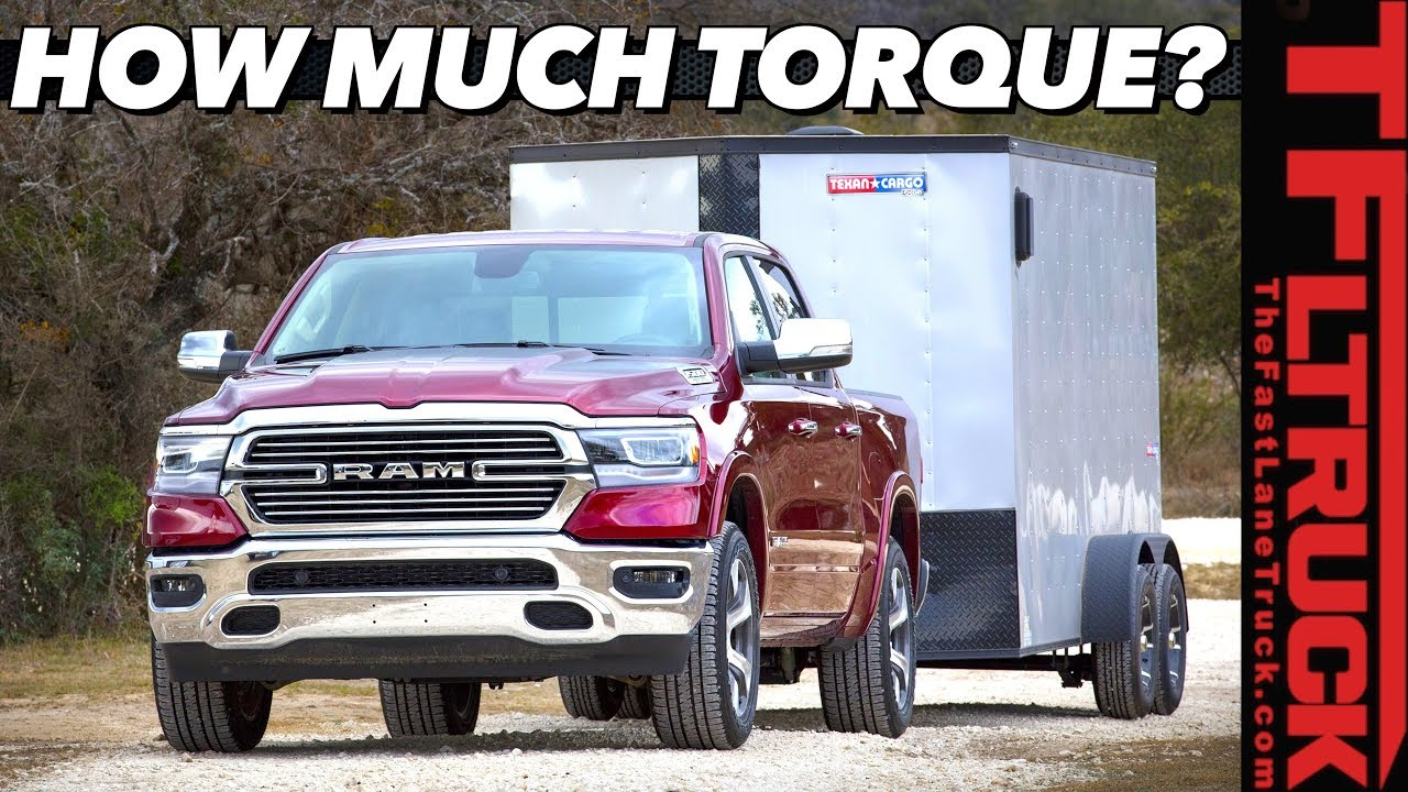 2020 Ram 1500 Ecodiesel Here Are The Surprising Torque And