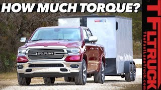 Breaking News: 2020 Ram EcoDiesel Buyers Will FREAK OUT About THIS Torque Number!