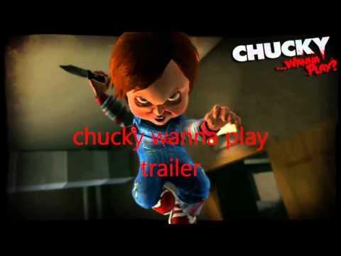 Chucky Wanna Play Trailer Youtube