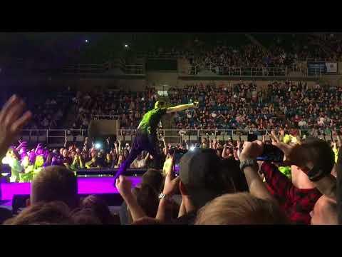 Angels Fall - Breaking Benjamin live in Biloxi, MS 1/31/18
