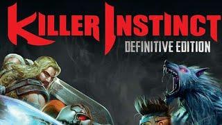 Killer Instinct: Definitive Edition - Xbox One S Gameplay