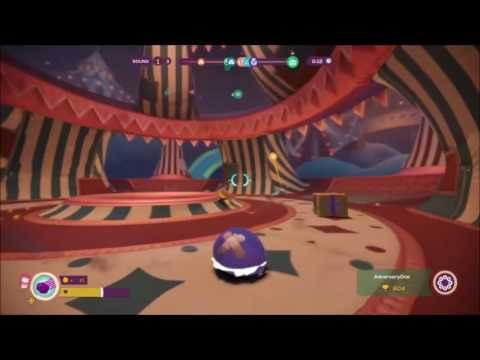 Deformers Gameplay (PS4)
