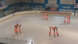 Выступление команды Парадиз СПб на чемпионате России 2019